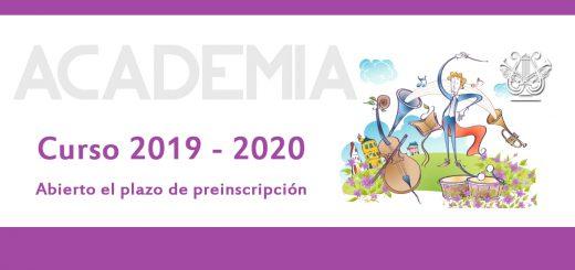 Curso 2019 - 2020