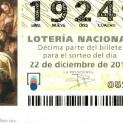 Lotería de Navidad 2015